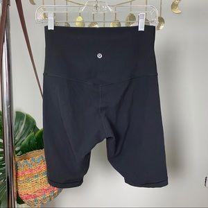 lululemon athletica Shorts - Lulu lemon super high rise align shorts biker